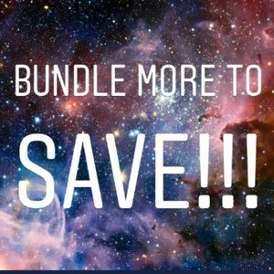 Other - 20% OFF FOR 2 ITEMS OR MORE BUNDLED!!!